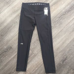 🆕 Under Armour Black Ladies Large leggings
